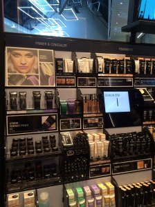 NYX Face Primers, NYX store opening