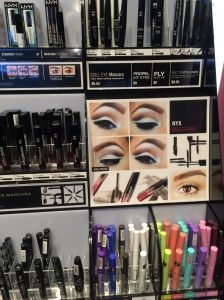 NYX Mascaras, NYX Eyeliners, NYX Store Openings