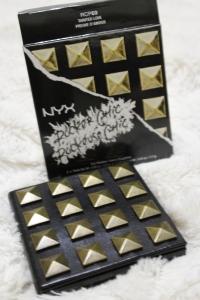 NYX rocker chic palette